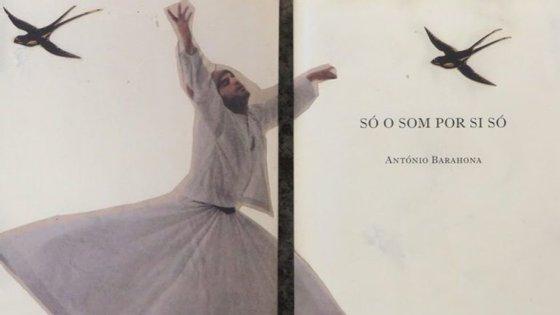 Novo livro do poeta António Barahona pela editora Alambique