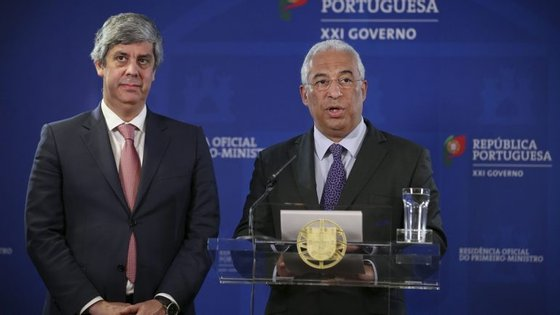 Mário Centeno e António Costa deram as únicas explicações públicas sobre o acordo de venda do Novo Banco