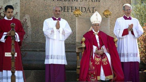 O papa fez o alerta num encontro realizado no Vaticano no âmbito da biotecnologia