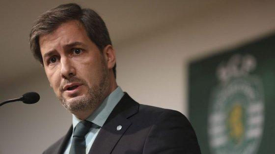 O presidente do Sporting negou a existência de uma 'cartilha', mas apresenta pontos por onde os comentadores se devem guiar