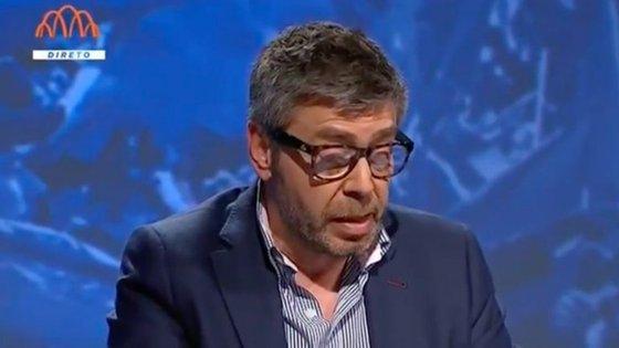 Francisco J. Marques inicou a mais recente polémica do futebol português no programa Universo Porto de Bancada