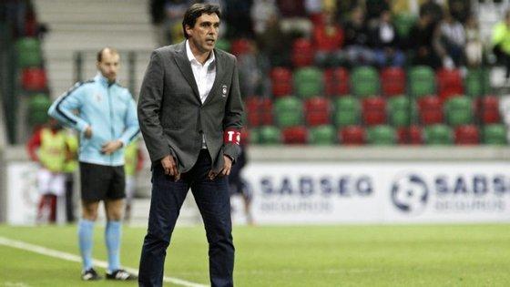 O Marítimo, sexto classificado, com 44 pontos, visita o Benfica, primeiro, com 68, na sexta-feira, pelas 18h15, com arbitragem de Nuno Almeida