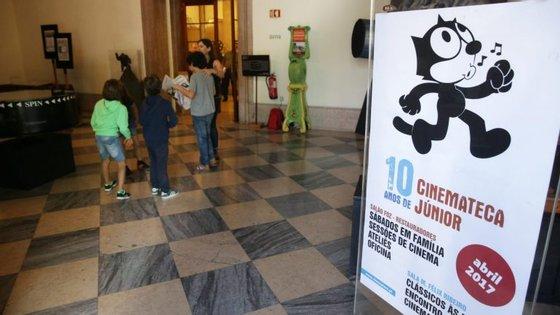A programação que celebra os dez anos da Cinemateca Júnior decorre durante o mês de abril, mas terá especial destaque no sábado, dia 22, um dia de portas abertas, com entrada gratuita