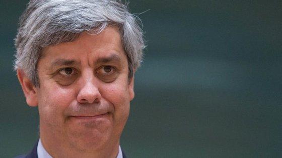 Previsões do FMI para 2018 divergem daquelas que Mário Centeno integrou no Programa de Estabilidade