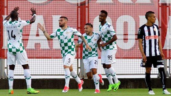 No fecho da 28.ª jornada, a equipa de Moreira de Cónegos ganhou no Funchal com um golo de David Ramírez