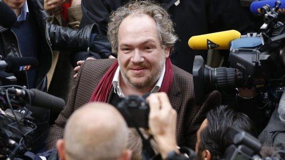 O francês Mathias Énard é um dos finalistas do Man Booker Internacional deste ano
