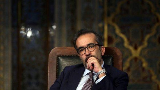 """Paulo Rangel diz que as eleições francesas são as """"mais importantes"""" de todos os atos eleitorais que vão ter lugar em vários países europeus nos próximos meses"""