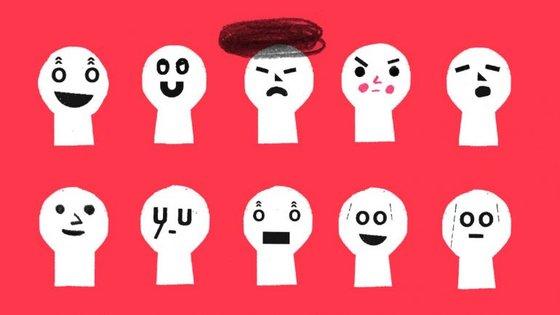 """Das emoções aos pensamentos, """"tudo que somos acontece dentro do cérebro, em conversa contínua com o resto do corpo""""."""