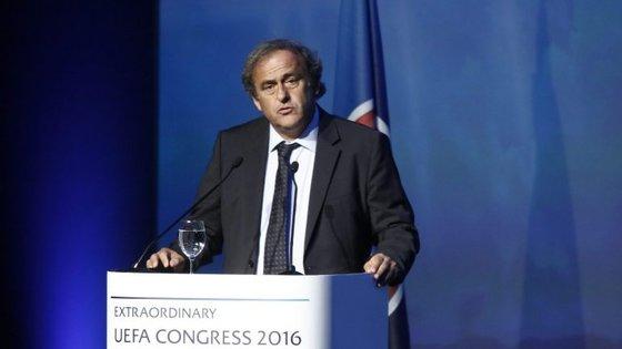 Platini, de 61 anos, foi suspenso por oito anos pelo Comité de Ética da FIFA