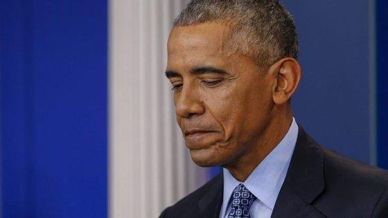 Barack Obama esteve três meses de férias com a mulher