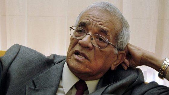 Mário Viegas Carrascalão morreu esta sexta-feira em Díli, aos 80 anos, ao que tudo indica vítima de um ataque cardíaco
