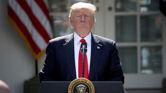 A saída do Acordo de Paris foi uma das promessas eleitorais de Trump