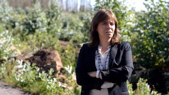 Catarina Martins, falava em conferência de imprensa em Portimão, no primeiro de dois dias de jornadas parlamentares do Bloco no Algarve