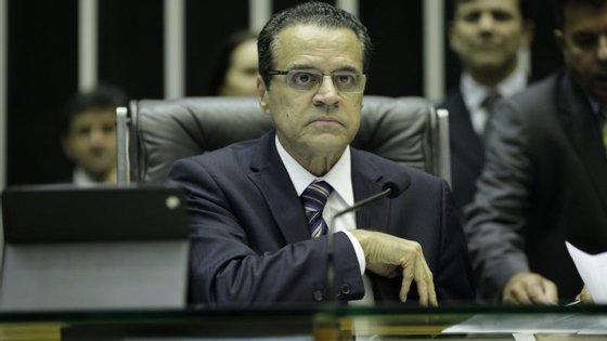 Henrique Eduardo Alves pediu a demissão no início deste mês