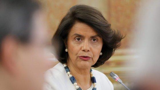 Os socialistas não apoiam a candidatura da ex-ministra do Governo PSD-CDS e atual deputada, por considerarem não ter um perfil adequado