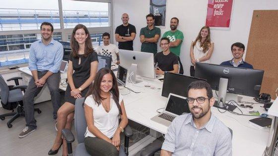 """A Talkdesk é apontada como uma das startups com potencial para se tornar o próximo """"unicórnio"""" português, segundo o relatório do SEP"""