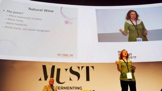 Esta quarta-feira realizou-se o primeiro dia de palestras da Must Fermenting Ideas, no Estoril.