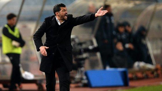 Sérgio terá a quinta experiência como técnico no país, depois de Olhanense, Académica, Sp. Braga e V. Guimarães