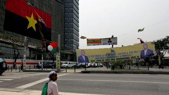 Desde junho de 2014 que o salário mínimo em Angola estava fixado nos 22.504,50 kwanzas (120 euros)