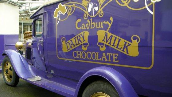 A Cadbury é uma empresa multinacional de confeitaria detida pela Mondelez International desde 2010