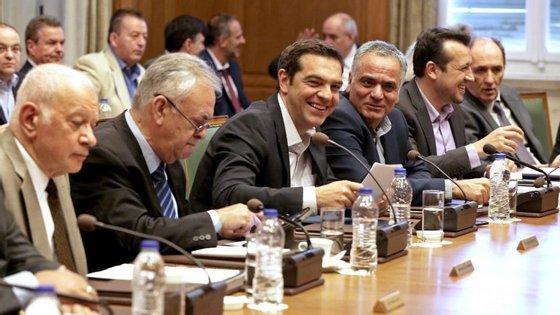 Portugal estará representado na reunião do Eurogrupo pelo ministro Mário Centeno