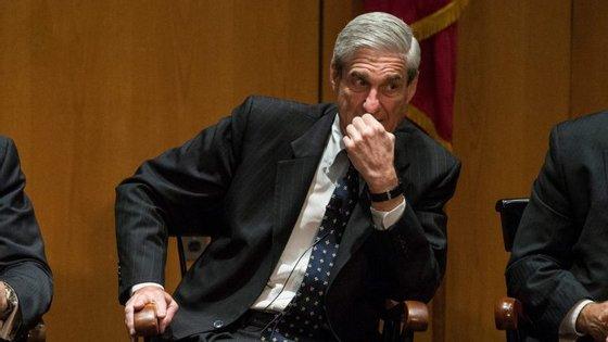 Robert S. Mueller, ex-diretor do FBI, foi nomeado em maio procurador especial para liderar a investigação às ligações entre a campanha de Donald Trump e a Rússia
