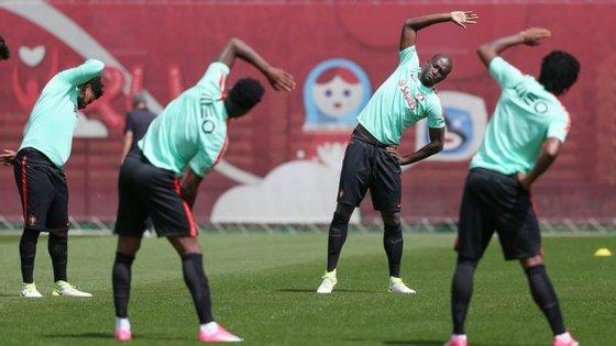 O Rússia-Portugal está marcado para quarta-feira, às 18h00 (16h00), e terá arbitragem do italiano Gianluca Rocchi.