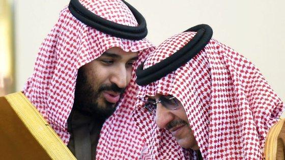 O jovem Mohammed bin Salman é nomeado igualmente vice-primeiro-ministro, mantendo as funções de ministro da Defesa
