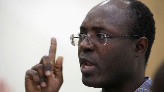 José Mário Vaz garantiu também estar determinado a ajudar o país e o povo, mas que o único caminho para a Guiné-Bissau ser respeitada e ganhar a sua soberania é com trabalho