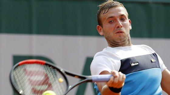 A Federação Internacional de Ténis anunciou que vai suspender o atleta a partir de segunda-feira