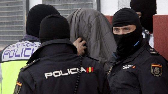 As detenções ocorreram em Madrid, Tenerife, Bilbau, Cáceres e Benidorm