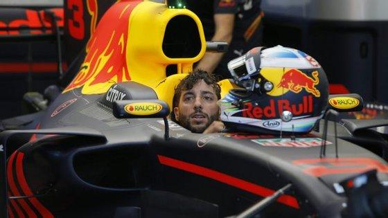 Este foi o primeiro triunfo do australiano Daniel Ricciardo em 2017