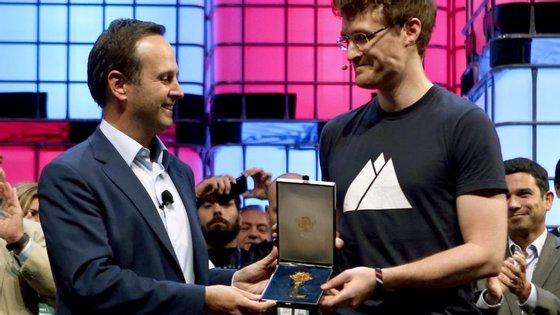 Portugal foi o primeiro país a receber a Web Summit desde o seu lançamento em Dublin