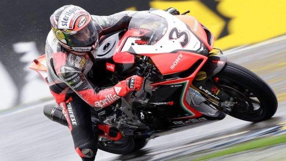 Biaggi venceu 13 grandes prémios em 500cc, terminando por duas vezes em segundo lugar no Mundial