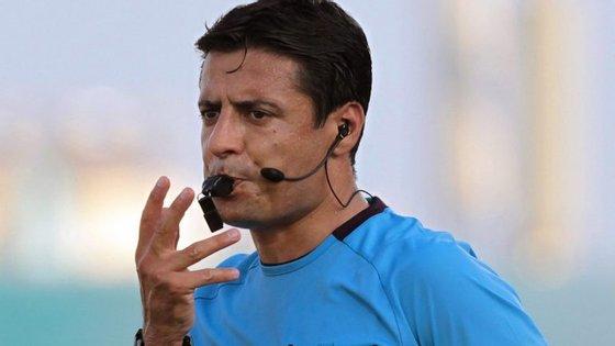 Faghani estará pela primeira vez num jogo de Portugal, e a segunda no Chile