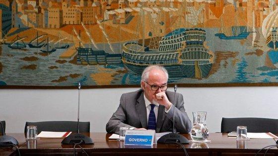 """Vieira da Silva enumerou os esforços que o executivo faz em Bruxelas para a """"flexibilização e a criação de novos recursos para intervir"""""""