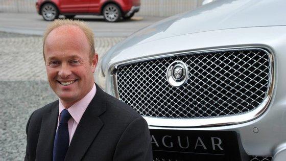 """Para o director da Jaguar Land Rover no Reino Unido, Jeremy Hicks, os modernos diesel são """"adequados para uma utilização no dia-a-dia, nas grandes cidades"""""""