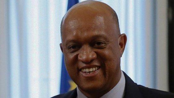 O ministro dos Negócios Estrangeiros de Cabo Verde, Luís Filipe Tavares