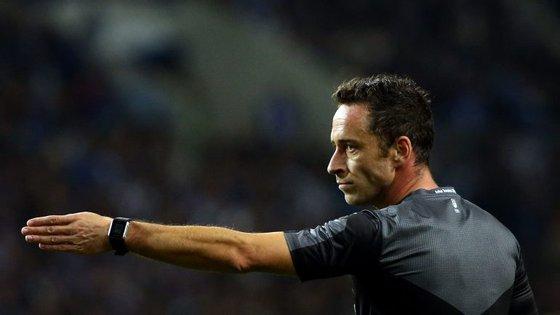O árbitro português vai cumprir o seu quinto jogo na Taça das Confederações