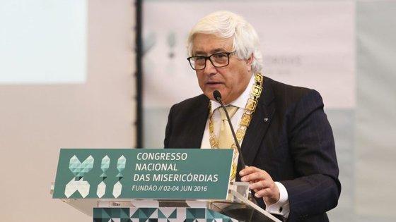 Manuel Lemos disse que já teve contactos, há cerca de duas semanas, com Pedro Santana Lopes, da Misericórdia de Lisboa