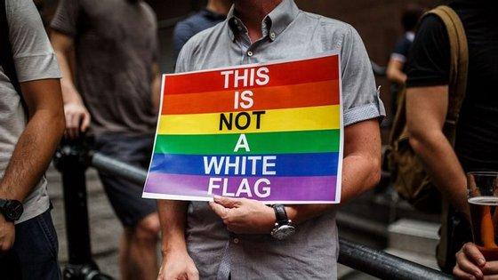 As comunidades gay existem, na sua grande maioria, em grandes cidades como Shangai, que todos os anos organiza uma parada de orgulho LGBTi