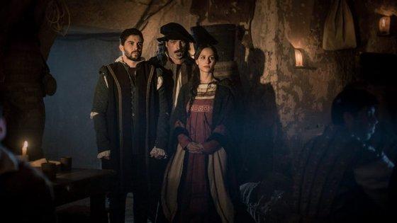 A primeira temporada da série estreou na RTP em janeiro de 2017