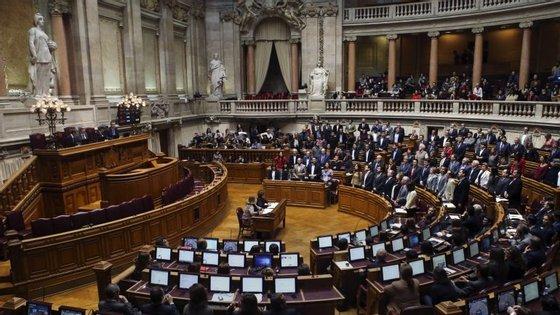 Esta resolução do Bloco de Esquerda sobe esta quarta-feira a plenário e poderá ser votada no final do período de debate