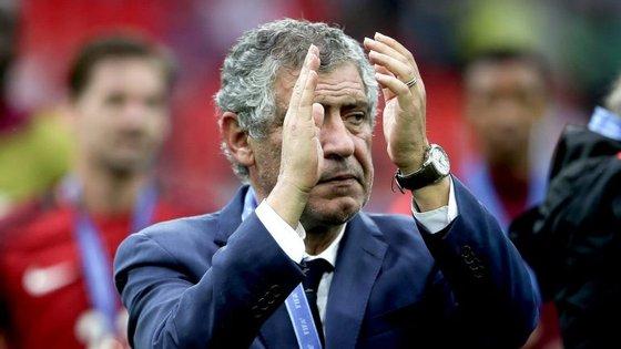 A seleção portuguesa de futebol sagrou-se campeã europeia pela primeira vez na sua história em 2016