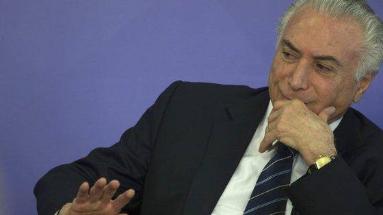 Para Michel Temer ser processado, pelo menos 342 deputados têm de votar a favor da denúncia