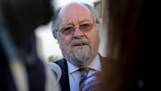 Jaime Marta Soares, presidente da Mesa da Assembleia Geral do Sporting, lançou a reunião magna em Alvalade