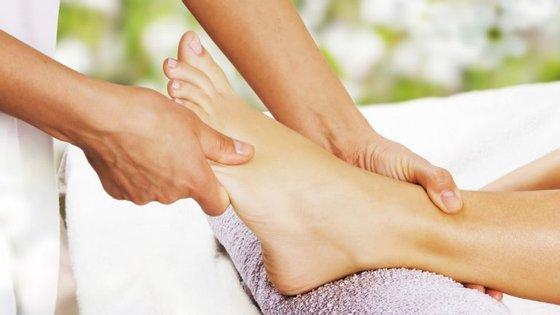 A especialidade deste spa urbano são as massagens aos pés, que podem durar de 20 minutos a uma hora.