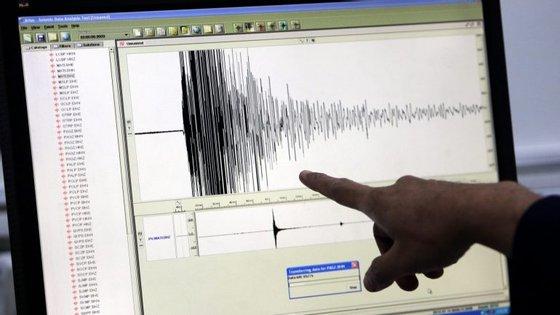 """""""De acordo com a informação disponível, este sismo foi sentido"""", refere o IPMA"""