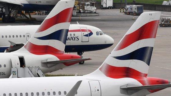Aeroportos de Espanha, Portugal, França, Itália e Bélgica já foram afetados até à data