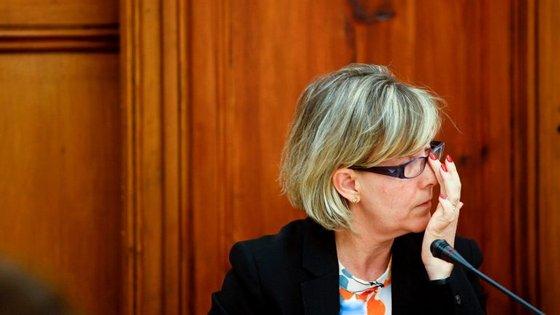 Maria Luís foi a deputada que deu mais faltas injustificadas (3) nesta sessão legislativa que terminou em julho